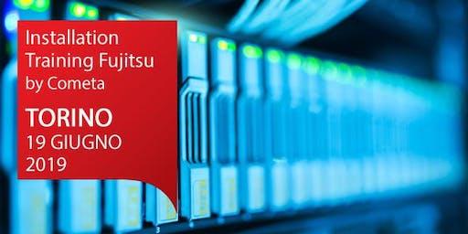 Installation Training Fujitsu - TORINO 19 GIUGNO - ISCRIVITI!