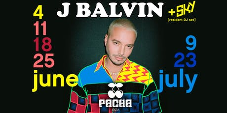 J BALVIN + Sky tickets