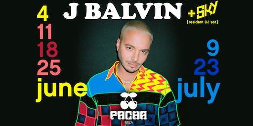J BALVIN + Sky