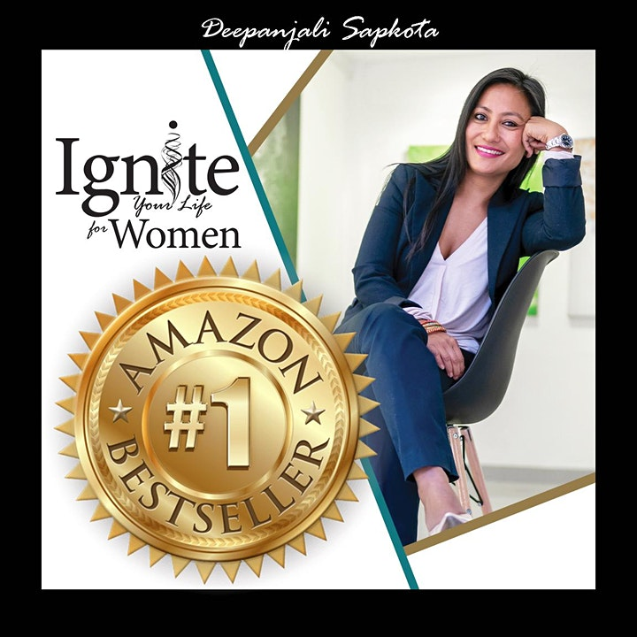 """""""IGNITE Your Life for WOMEN"""" Author Panel and Book Launch image"""