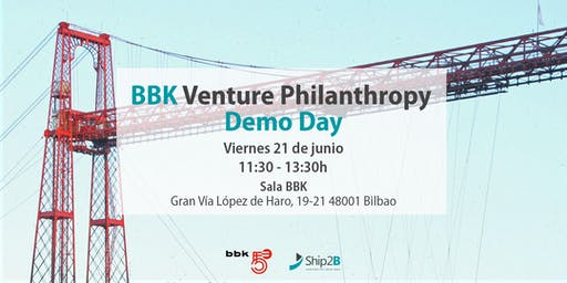 BBK Venture Philanthropy Demo Day