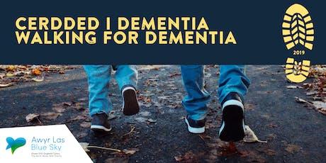 Walking for Dementia 2019 tickets