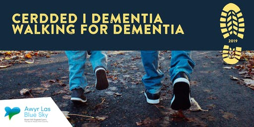 Walking for Dementia 2019
