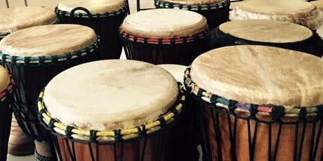CREATIVE RHYTHMS Drum Circles tickets
