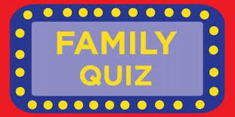 Family Quiz tickets