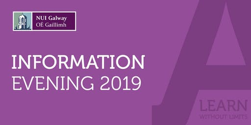 Adult Learning Information Evening 2019