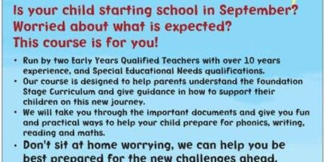 Starting School and School Readiness  tickets
