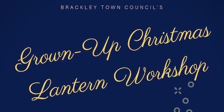 Grown-Up Lantern Workshop 21st Nov tickets