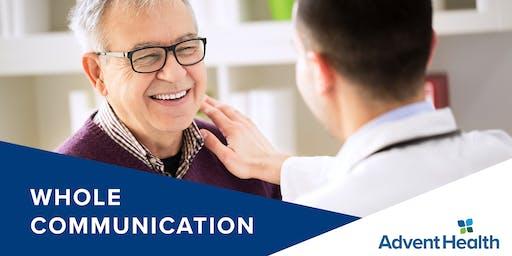 WHOLE Communication Course