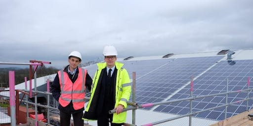 Commercial Buildings & Community Energy: Scaling up renewable energy delivery across the North West