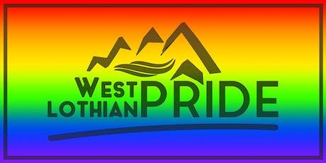 West Lothian PRIDE 2019 tickets