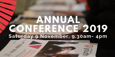 Oxfordshire Youth Annual Youth Work Conference tickets