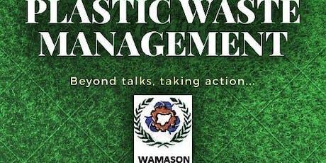 WAMASON SUMMIT 2019 tickets