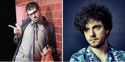 Back to Back Stand up Comedy with Angelos Epithemiou and Alfie Brown