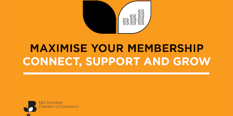 Maximise Your Membership tickets