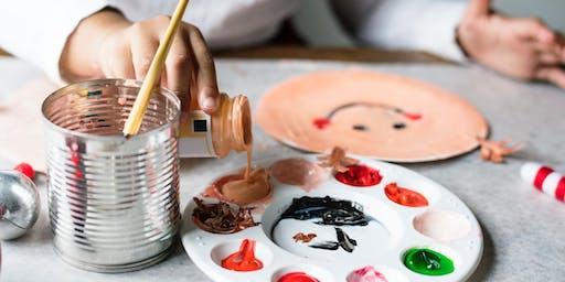 Baby Art Hour