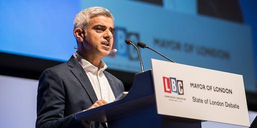 State of London Debate 2019