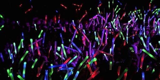 Toronto Glow Boat Party