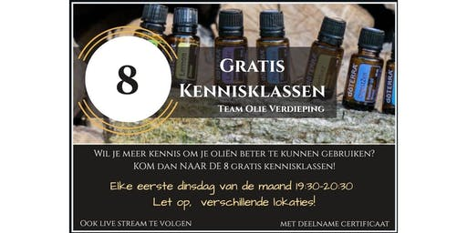 Kennisklassen - 3 september 2019 - Slaap en stress