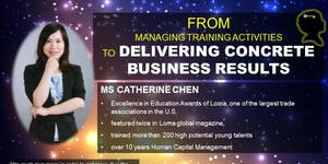 [FREE] From Managing Training Activities to Delivering...