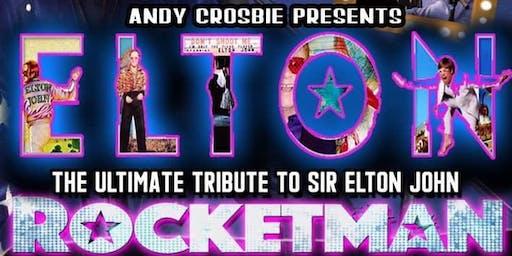 Andy Crosbie - Elton John Tribute