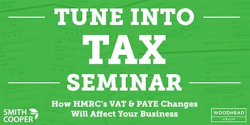 Tune Into Tax Seminar