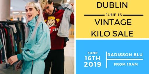 Vintage Kilo Sale Dublin