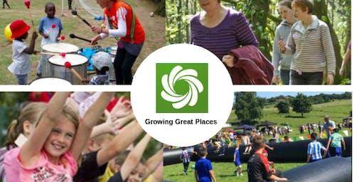 Growing Great Places - South Kirklees community crowdfunding workshop
