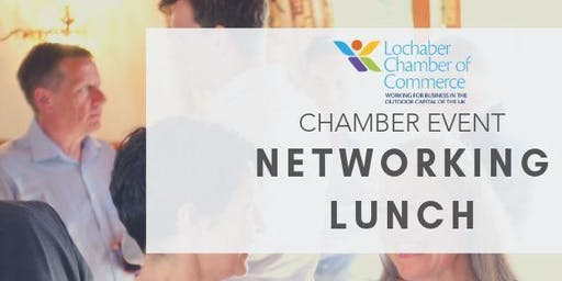 Lochaber Chamber Networking Lunch
