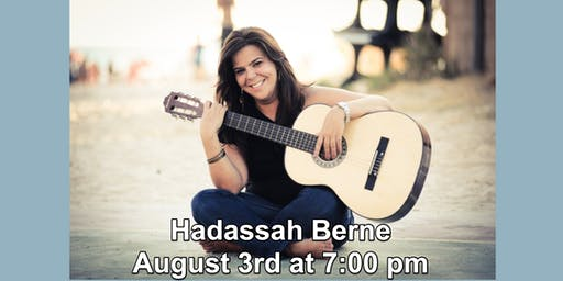 Hadassah Berne, In Concert at Brit Ahm Messianic Synagogue