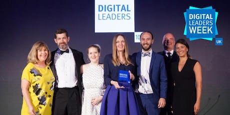Digital Leaders 100 Awards Dinner 2019 tickets
