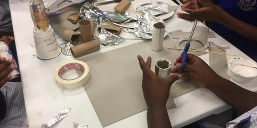 Africa Wednesday Open Studio for Families