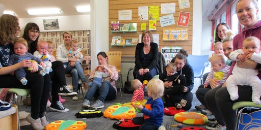 Baby Bounce And Rhyme  (Freckleton Library)