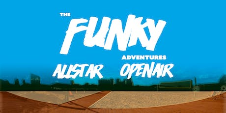 The Funky Adventures - Allstar Openair Tickets