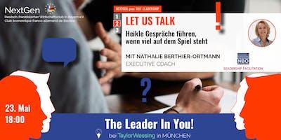 NextGen goes... Lets talk!