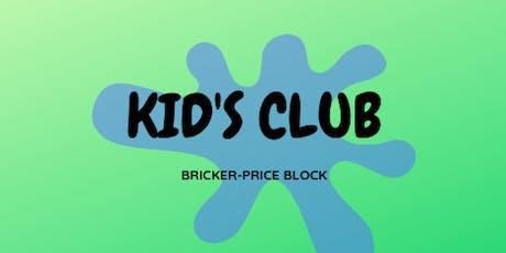 BPB Kid's Club: MAKERSPACE/BE A BOSS... BABY (Grades K-3) tickets