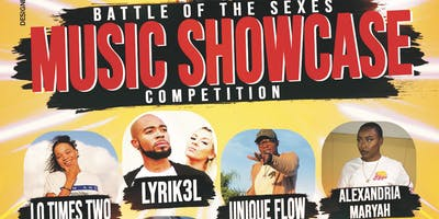 Battle Of The Sexes Music Showcase Competition