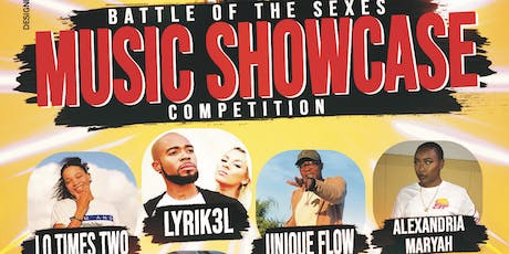 Battle Of The Sexes Music Showcase Competition tickets
