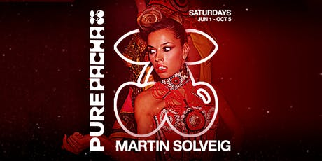 PURE PACHA  by Martin Solveig, 2manydjs DJ SET ... tickets