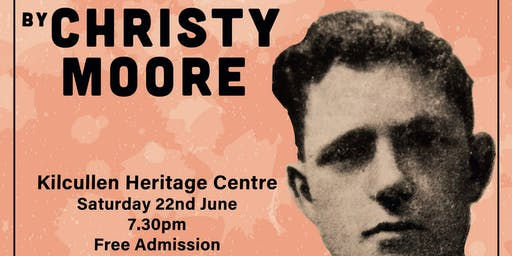 Frank Conroy Plaque Unveiling by Christy Moore
