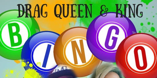 Drag Queen & King Bingo 06-21-19 Southern Rage Baseball