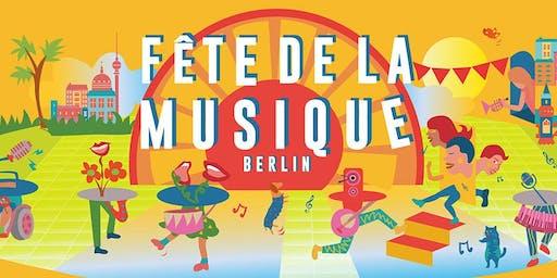 Fête de la musique in Berlin Charlottenburg