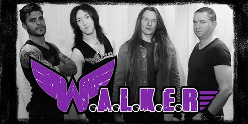 W.A.L.K.E.R. Live In Mountmellick