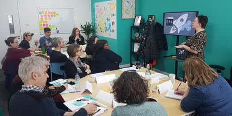 Scoping & Designing Business, Projects and Products training (This is Milk) tickets