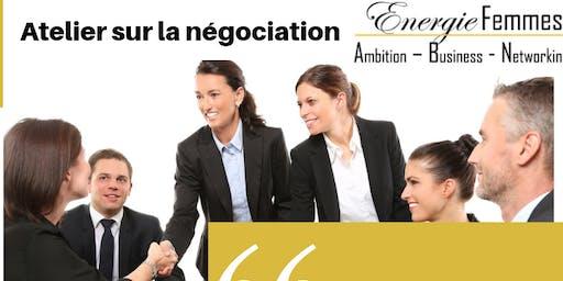 """Atelier Energie Femmes : """"comment argumenter et négocier efficacement ?"""""""