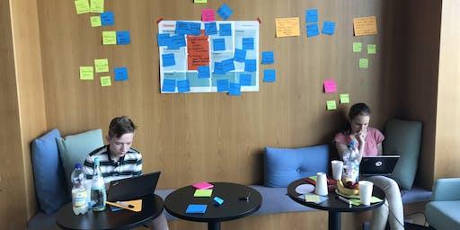 Next Entrepreneurs Schüler Startup Wochenende | 19.-21.07.19 in München