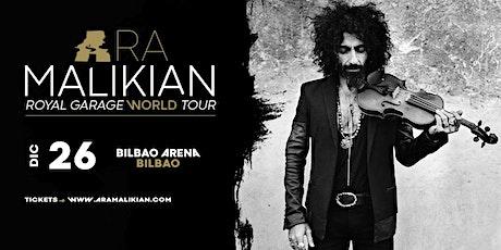 Ara Malikian en Bilbao - Royal Garage World Tour entradas