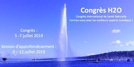 Congrès H2O