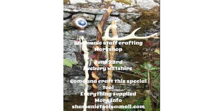 Shamanic Staff Crafting Workshop Payment to be made to Wendy tickets