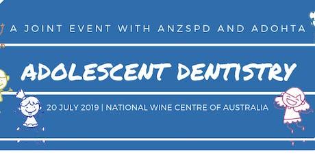 Adolescent Dentistry tickets